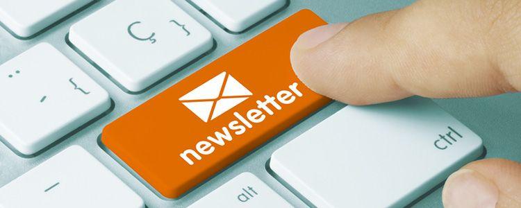 Unser Newsletter