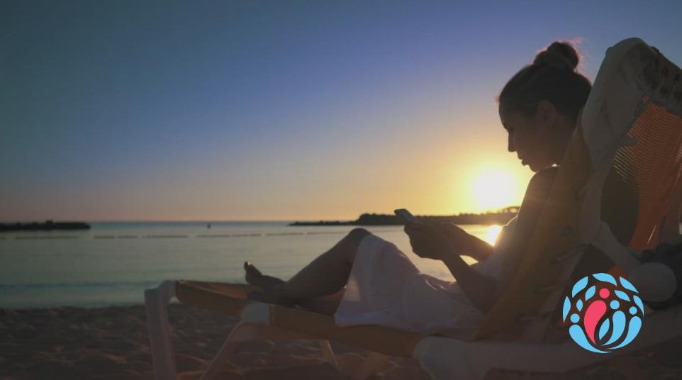 Erfahrungsbericht einer Online-Beraterin auf Reisen. Susanne arbeitet von schönen Orten aus.